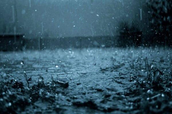 Lluvias última semana