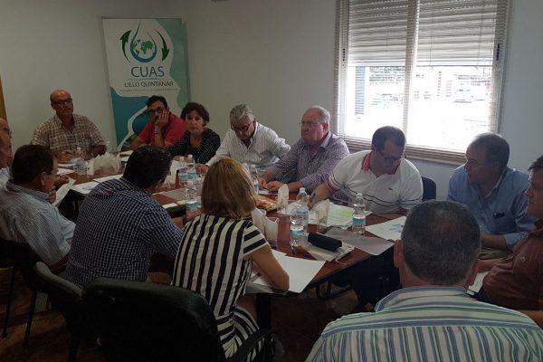 Reunión de las CUAS del Alto Guadiana